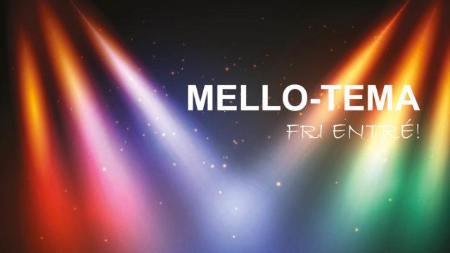 Skridskodisco med Mello-tema
