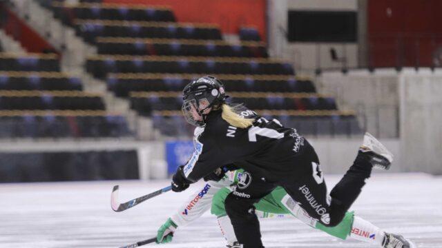 Damer: SAIK Bandy-Skirö AIK