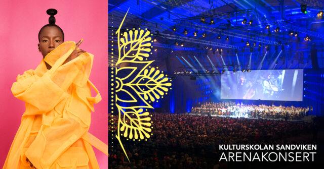Kulturskolans Arenakonsert 2019